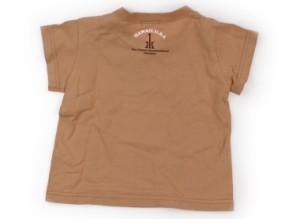 【ハッシュアッシュ/HusHush】Tシャツ・カットソー 80サイズ 男の子【USED子供服・ベビー服】(121653)