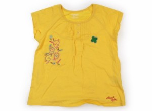 【オシュコシュ/OSHKOSH】Tシャツ・カットソー 120サイズ 女の子【USED子供服・ベビー服】(121659)