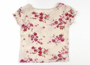 【ギャップ/GAP】Tシャツ・カットソー 80サイズ 女の子【USED子供服・ベビー服】(121680)