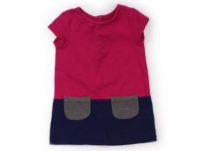 【ギャップ/GAP】ワンピース 80サイズ 女の子【USED子供服・ベビー服】(121683)