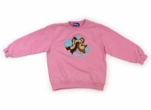 【ディズニー/Disney】トレーナー・プルオーバー 130サイズ 女の子【USED子供服・ベビー服】(121696)