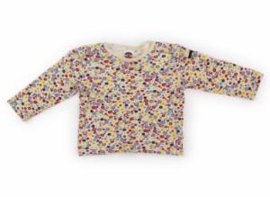 【ダディーオーダディー/Daddy Oh Daddy】Tシャツ・カットソー 80サイズ 女の子【USED子供服・ベビー服】(121698)