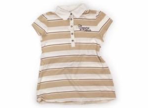 【コムサデモード/COMME CA DU MODE】ワンピース 120サイズ 女の子【USED子供服・ベビー服】(121703)