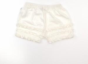 【組曲/Kumikyoku】ショートパンツ 80サイズ 女の子【USED子供服・ベビー服】(121722)
