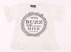【チャビーギャング/Chubby Gang】Tシャツ・カットソー 90サイズ 女の子【USED子供服・ベビー服】(121723)