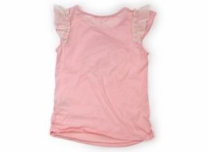 【ハッシュアッシュ/HusHush】Tシャツ・カットソー 140サイズ 女の子【USED子供服・ベビー服】(121733)