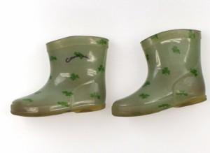 【コンビミニ/Combimini】レインブーツ 靴13cm〜 女の子【USED子供服・ベビー服】(121735)