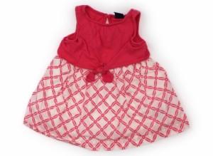 【ギャップ/GAP】ワンピース 80サイズ 女の子【USED子供服・ベビー服】(121905)