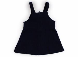 【エル/ELLE】ジャンパースカート 80サイズ 女の子【USED子供服・ベビー服】(126960)