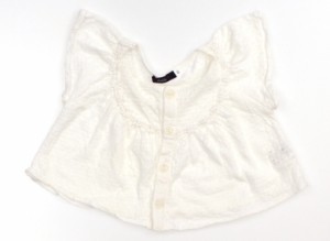 【丸高衣料/Marutaka】カーディガン 90サイズ 女の子【USED子供服・ベビー服】(132906)