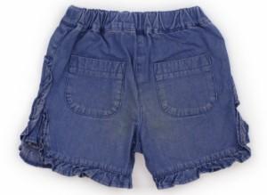【サニーランドスケープ/Sunny Landscape】ショートパンツ 120サイズ 女の子【USED子供服・ベビー服】(138171)