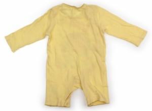 【エーアーベー/e.a.B】カバーオール 80サイズ 女の子【USED子供服・ベビー服】(138213)