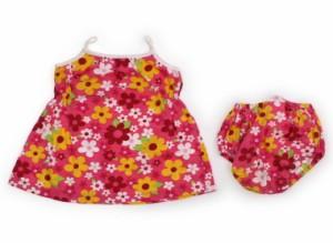 【ワコール/Wacoal】ワンピース 80サイズ 女の子【USED子供服・ベビー服】(139114)