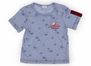 【コンビミニ/Combimini】Tシャツ・カットソー 90サイズ 男の子【USED子供服・ベビー服】(141946)