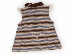【ラグマート/Rag Mart】チュニック 80サイズ 女の子【USED子供服・ベビー服】(146864)