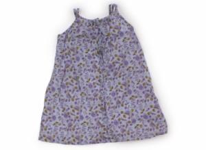 【プチバトー/PETIT BATEAU】ワンピース 80サイズ 女の子【USED子供服・ベビー服】(148246)
