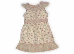 【組曲/Kumikyoku】ワンピース 110サイズ 女の子【USED子供服・ベビー服】(148634)