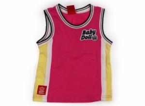 【ベビードール/BABY DOLL】タンクトップ・キャミソール 90サイズ 女の子【USED子供服・ベビー服】(149397)
