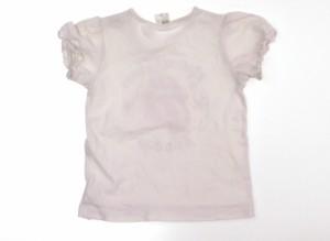 【エイチアンドエム/H&M】Tシャツ・カットソー 80サイズ 女の子【USED子供服・ベビー服】(154757)