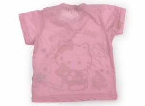 【サンリオ/Sanrio】Tシャツ・カットソー 90サイズ 女の子【USED子供服・ベビー服】(156089)