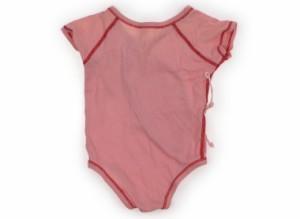 【エーアーベー/e.a.B】ロンパース 50サイズ 女の子【USED子供服・ベビー服】(157755)