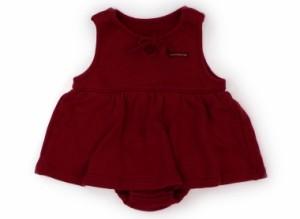 【組曲/Kumikyoku】ジャンパースカート 80サイズ 女の子【USED子供服・ベビー服】(157960)