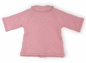 【ミキハウス/miki HOUSE】コート・ジャンパー 80サイズ 女の子【USED子供服・ベビー服】(157966)