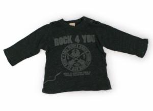 【エーアーベー/e.a.B】Tシャツ・カットソー 80サイズ 男の子【USED子供服・ベビー服】(158181)