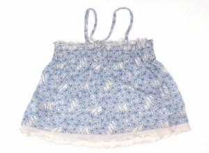 【コムサデモード/COMME CA DU MODE】タンクトップ・キャミソール 90サイズ 女の子【USED子供服・ベビー服】(158949)