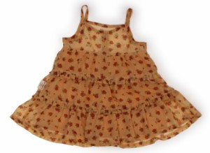 【オリーブデオリーブ/Olive des Olive】ワンピース 80サイズ 女の子【USED子供服・ベビー服】(162989)