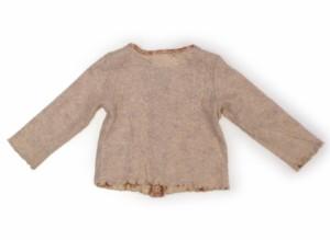 【ビケット/Biquette】カーディガン 90サイズ 女の子【USED子供服・ベビー服】(163000)