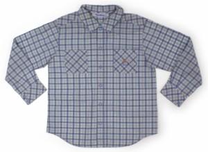 【ファミリア/familiar】シャツ・ブラウス 120サイズ 男の子【USED子供服・ベビー服】(163929)