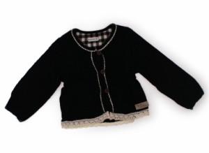 【ビケット/Biquette】カーディガン 95サイズ 女の子【USED子供服・ベビー服】(169902)
