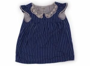 【丸高衣料/Marutaka】ワンピース 90サイズ 女の子【USED子供服・ベビー服】(179826)