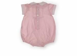 【マメール/Ma Mere】カバーオール 70サイズ 女の子【USED子供服・ベビー服】(181918)