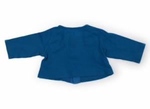【ファミリア/familiar】カーディガン 70サイズ 男の子【USED子供服・ベビー服】(182441)