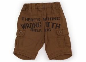 【ブランシェス/BRANSHES】ハーフパンツ 90サイズ 男の子【USED子供服・ベビー服】(186483)