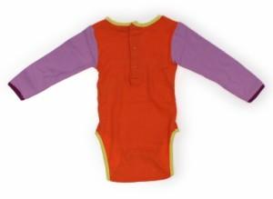 【ディーパム/DPAM】ロンパース 80サイズ 女の子【USED子供服・ベビー服】(195266)