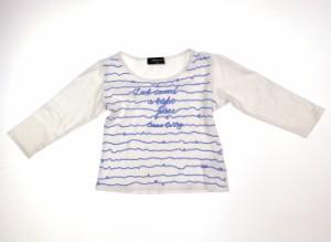 【コムサイズム/COMME CA ISM】Tシャツ・カットソー 90サイズ 女の子【USED子供服・ベビー服】(201630)