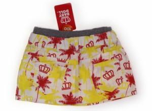 【ベビードール/BABY DOLL】スカート 100サイズ 女の子【USED子供服・ベビー服】(202610)