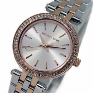 7af41a4f4399 マイケルコース クオーツ レディース 腕時計 MK3298 シルバー mk3298