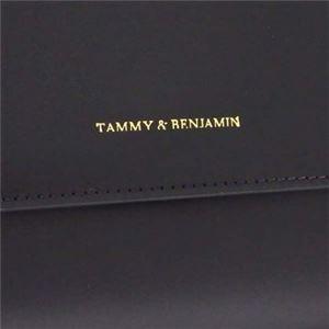 TAMMY&BENJAMIN (タミー&ベンジャミン) ハンドバッグ BLACK