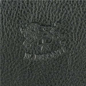 IL Bisonte(イルビソンテ) 小銭入れ C0889 153 BLACK