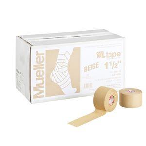 Mueller(ミューラー) Mテープ チームカラー38mm ベージュ 32個セット 130827