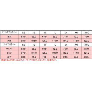 ヤマト卓球 VICTAS(ヴィクタス) トレーニングパンツ V-JP013 033145 ブラック×レッド XOサイズ