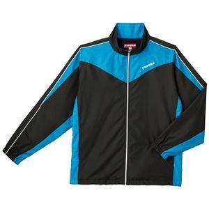 ヤマト卓球 VICTAS(ヴィクタス) ウィンドブレーカージャケット V-TJ031 033146 ブルー SSサイズ