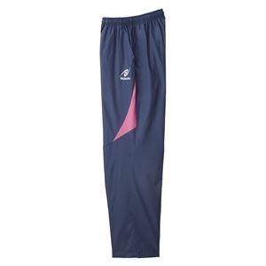 ニッタク(Nittaku) 卓球アパレル LIGHT WARMER SPR PANTS(ライトウォーマーSPRパンツ)男女兼用 NW2849 ピンク 3S