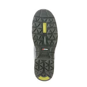 ワンタッチ先芯強度耐滑静電ブーツ 27cm