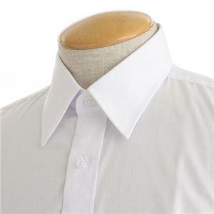 ネクタイ5本セットおまけ長袖ワイシャツつき Yシャツ1枚+ネクタイ5本セット M 【 6点お得セット 】