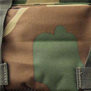 米軍 防水突撃部隊 多機能リュック ウッドランド カモ( 迷彩)